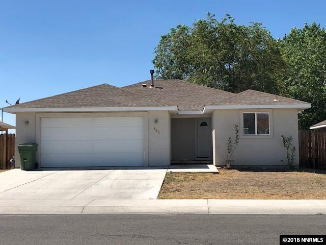 489 Torrey Pines Drive, Fallon, NV 89406 (MLS #180012391) :: NVGemme Real Estate