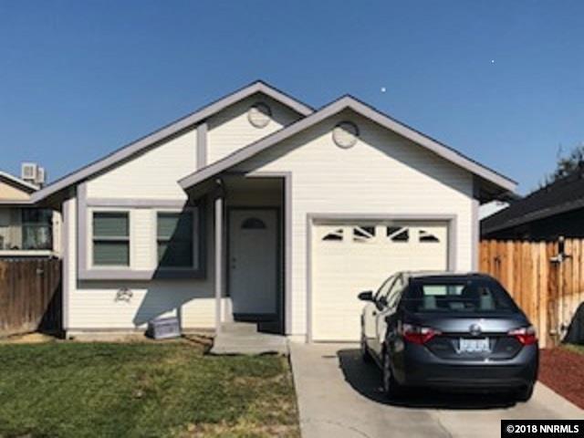 570 Amanda Lane, Fallon, NV 89406 (MLS #180012874) :: Chase International Real Estate