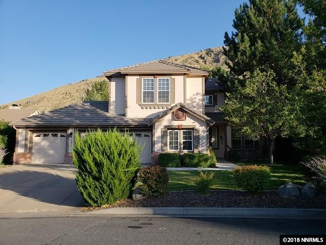 2453 Roxbury Way, Carson City, NV 89703 (MLS #180013799) :: Vaulet Group Real Estate