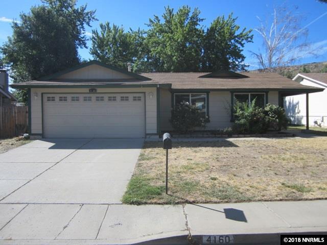 4160 Bismarck Drive, Reno, NV 89502 (MLS #180014066) :: Chase International Real Estate
