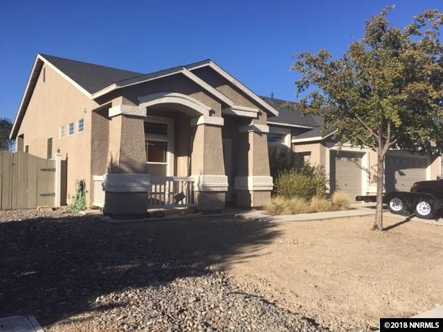 902 Jones Way, Fernley, NV 89408 (MLS #180014163) :: Chase International Real Estate