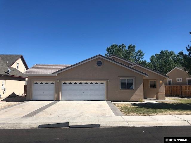 718 Divot Drive, Fernley, NV 89408 (MLS #180014270) :: Harpole Homes Nevada