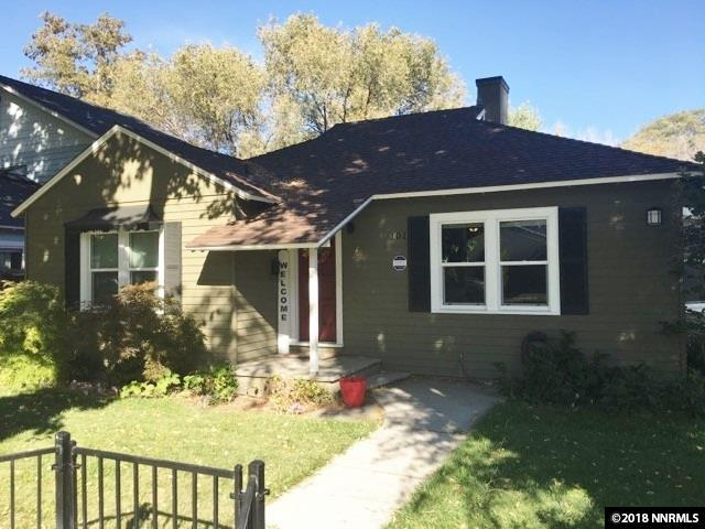 101 Mountain Street, Carson City, NV 89703 (MLS #180014333) :: NVGemme Real Estate