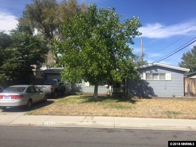 1106 Prospect Ave, Sparks, NV 89431 (MLS #180014388) :: Marshall Realty
