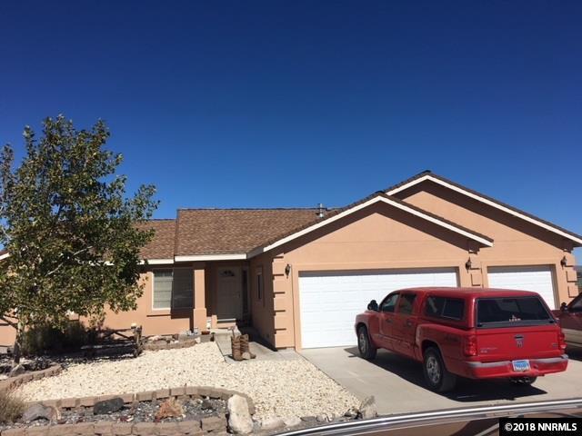 3550 Desert Shadows, Fernley, NV 89408 (MLS #180014603) :: Harpole Homes Nevada