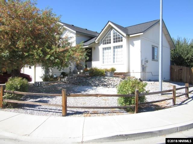 4076 Sweetwater Drive, Carson City, NV 89701 (MLS #180014965) :: The Mike Wood Team