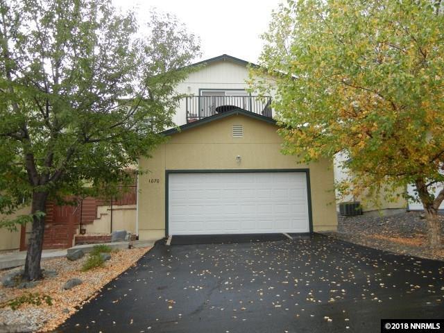 1070 Spring Meadow, Carson City, NV 89703 (MLS #180015186) :: Harpole Homes Nevada