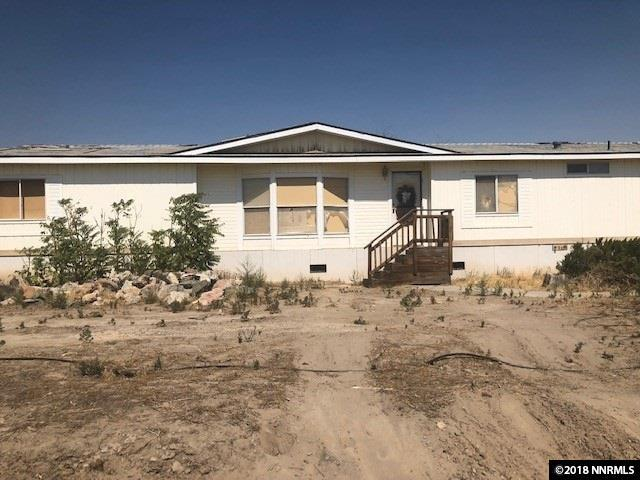 2860 Fort Churchill Road, Silver Springs, NV 89429 (MLS #180015362) :: The Mike Wood Team