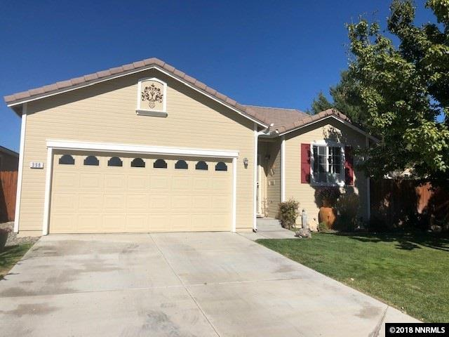 398 Royal Troon Drive, Dayton, NV 89403 (MLS #180015681) :: Marshall Realty