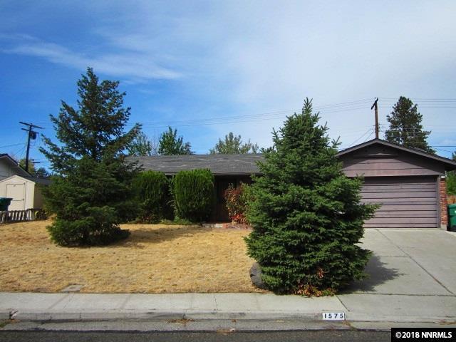 1575 Elizabeth St, Reno, NV 89509 (MLS #180015685) :: Marshall Realty