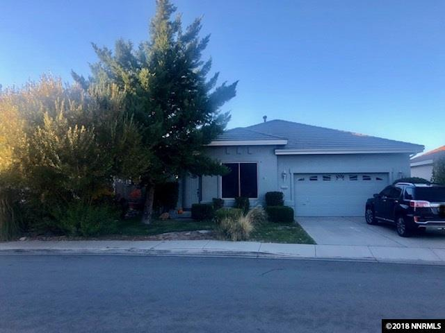 2265 Evergreen Park Drive, Reno, NV 89521 (MLS #180015797) :: The Mike Wood Team
