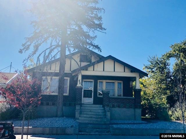 454 Moran Street, Reno, NV 89502 (MLS #180015951) :: Marshall Realty
