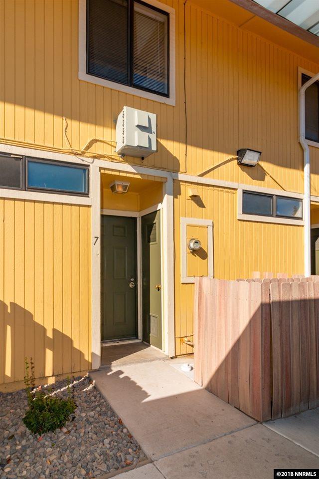 863 Nutmeg Pl #7, Reno, NV 89502 (MLS #180015952) :: Marshall Realty