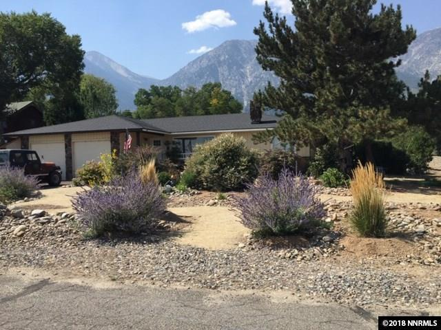 876 Sheridan Lane, Gardnerville, NV 89410 (MLS #180015961) :: The Mike Wood Team