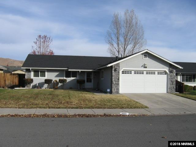 980 Kennedy Drive, Carson City, NV 89706 (MLS #180016250) :: Harcourts NV1