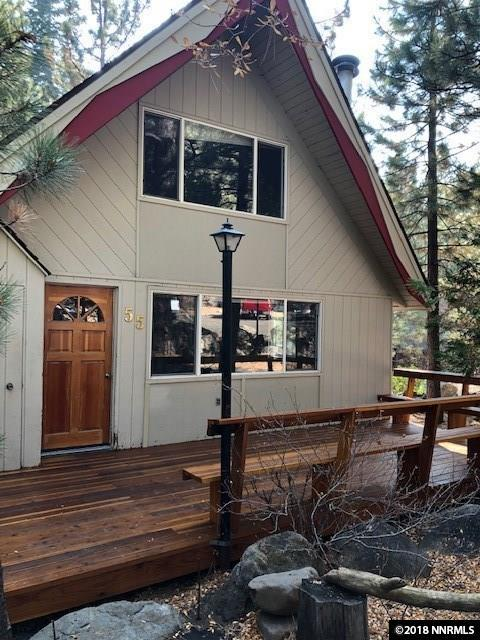 599 Crest #55, Incline Village, NV 89451 (MLS #180016879) :: Mike and Alena Smith | RE/MAX Realty Affiliates Reno