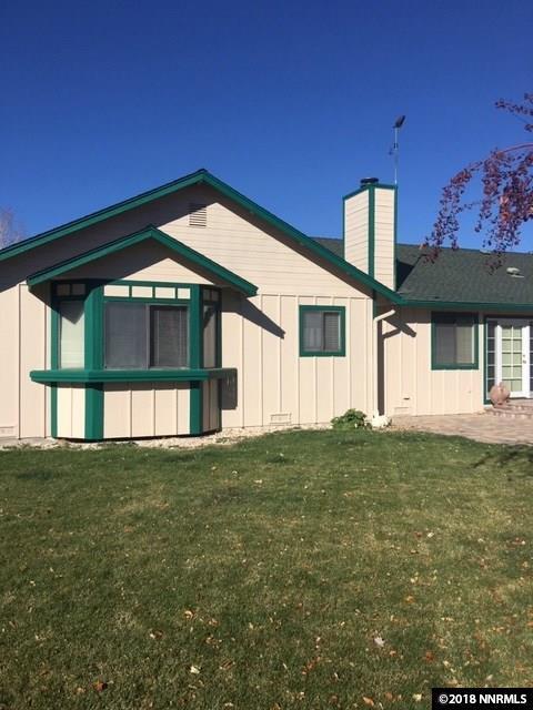833 Tamarack Drive, Minden, NV 89423 (MLS #180016882) :: NVGemme Real Estate