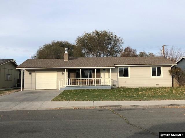 145 N Bailey Street, Fallon, NV 89406 (MLS #180016918) :: NVGemme Real Estate