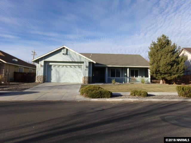 1410 Kittyhawk Ave, Gardnerville, NV 89410 (MLS #180017069) :: Harcourts NV1