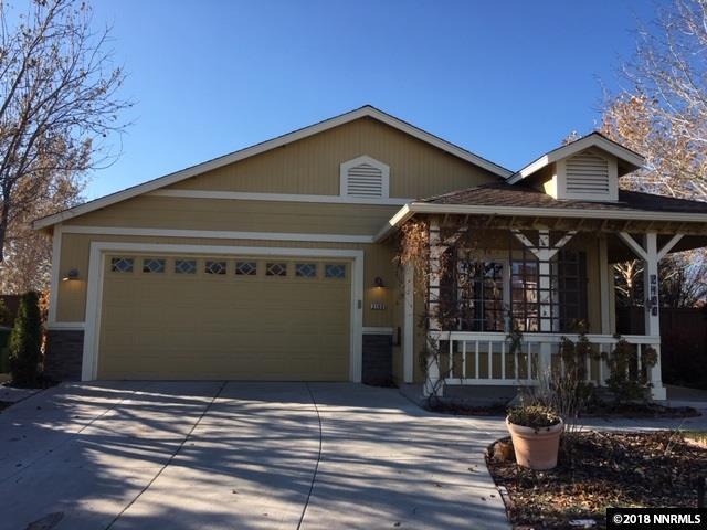 2100 Brittany Meadows Dr, Reno, NV 89521 (MLS #180017159) :: Harpole Homes Nevada