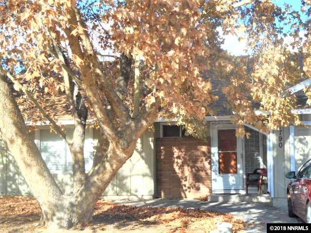 1790 Vance Way, Sparks, NV 89431 (MLS #180017681) :: Vaulet Group Real Estate