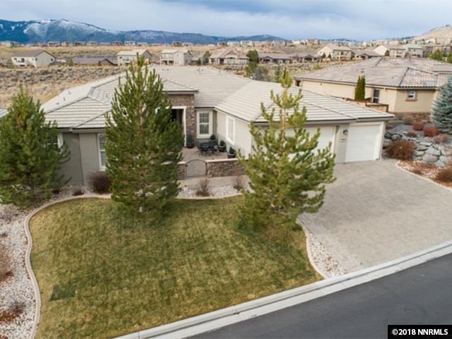 2035 Back Nine Trail, Reno, NV 89523 (MLS #180017859) :: Mike and Alena Smith | RE/MAX Realty Affiliates Reno