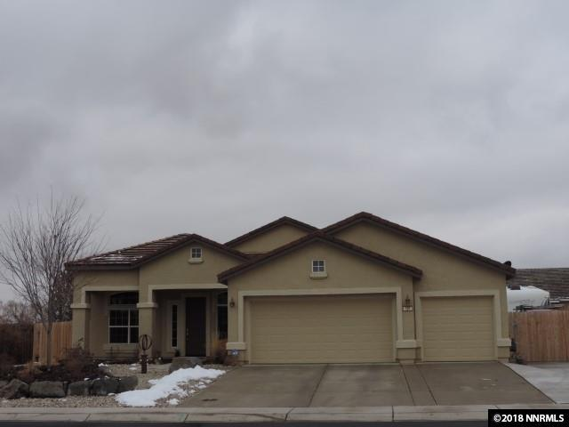 107 June Grass Court, Dayton, NV 89403 (MLS #180017960) :: Vaulet Group Real Estate
