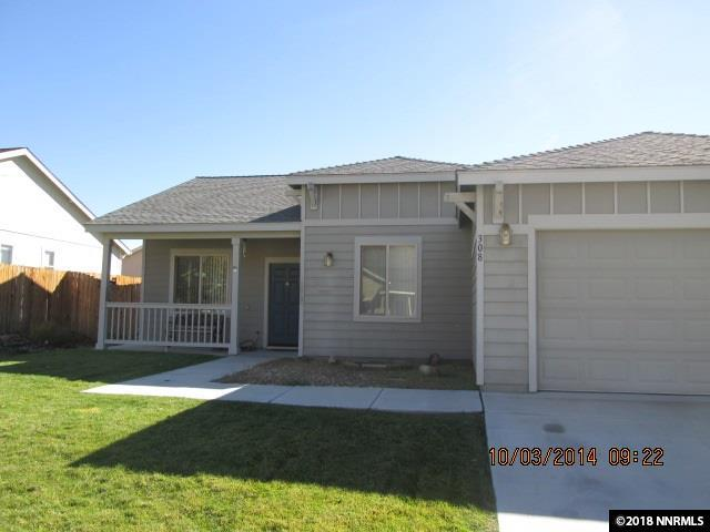 308 Golden Pick Drive, Dayton, NV 89403 (MLS #180018135) :: The Mike Wood Team