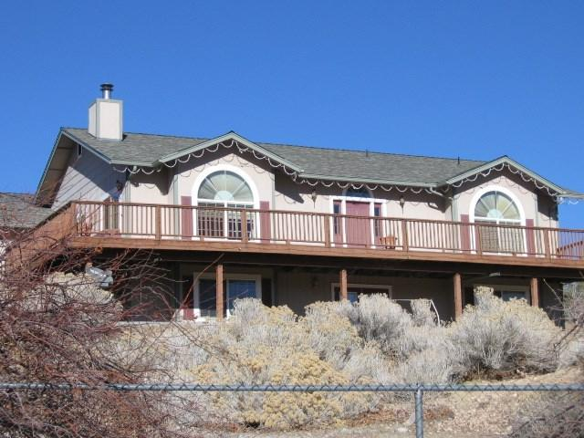 26 Hilltop Drive, Moundhouse, NV 89706 (MLS #190000037) :: Chase International Real Estate