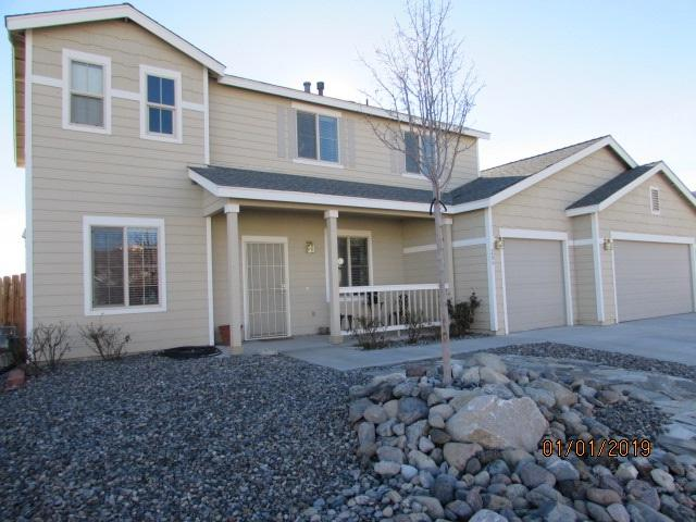 209 Red Wing, Dayton, NV 89403 (MLS #190000171) :: The Mike Wood Team
