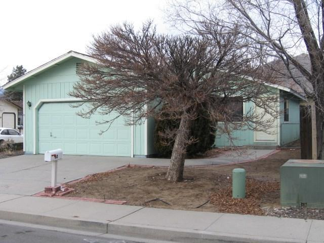 60 Granite Way, Carson City, NV 89706 (MLS #190000417) :: Marshall Realty