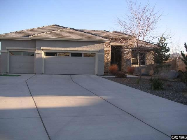 2704 Sun Chaser Ct., Reno, NV 89511 (MLS #190001262) :: The Mike Wood Team