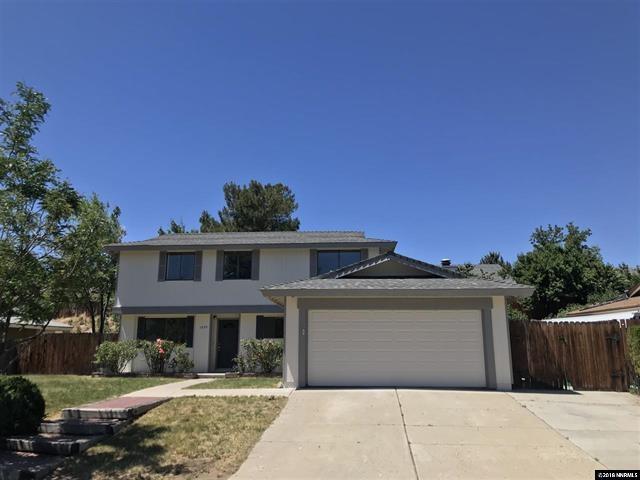 1555 Van Petten St, Reno, NV 89503 (MLS #190002166) :: Marshall Realty