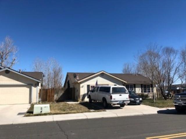 164 Rosecrest, Fernley, NV 89408 (MLS #190003204) :: NVGemme Real Estate