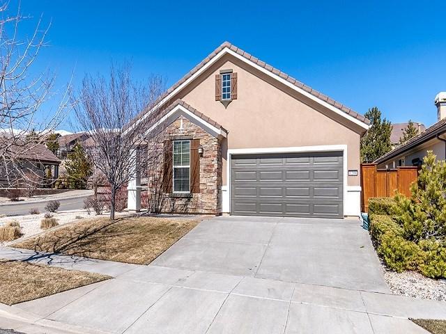 1298 Meridian Ranch Drive, Reno, NV 89523 (MLS #190003368) :: Chase International Real Estate
