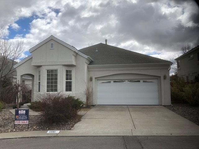 1361 Alberta Ct, Carson City, NV 89703 (MLS #190003471) :: The Mike Wood Team