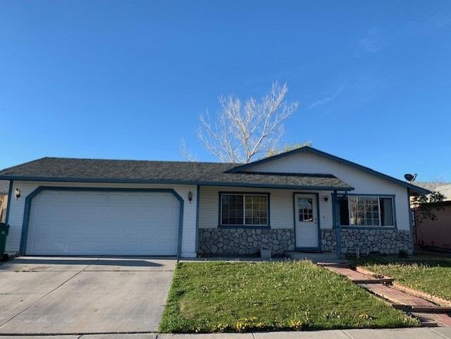 1552 Spooner, Carson City, NV 89706 (MLS #190005460) :: Chase International Real Estate