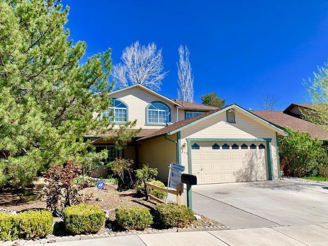 639 Tarn Way, Reno, NV 89503 (MLS #190005472) :: Chase International Real Estate