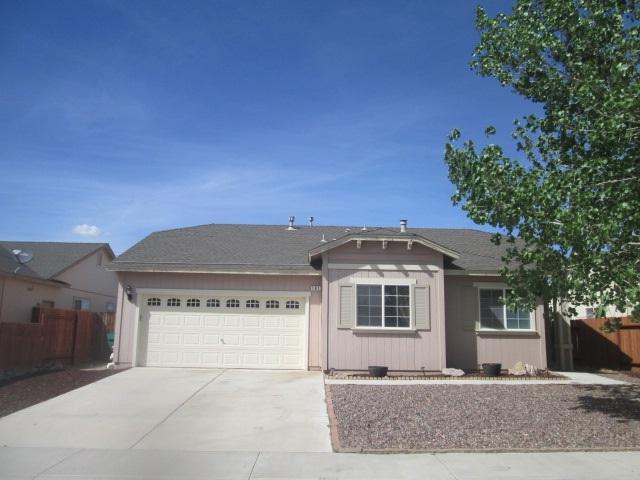 181 Desert Springs Lane, Fernley, NV 89408 (MLS #190006448) :: Vaulet Group Real Estate