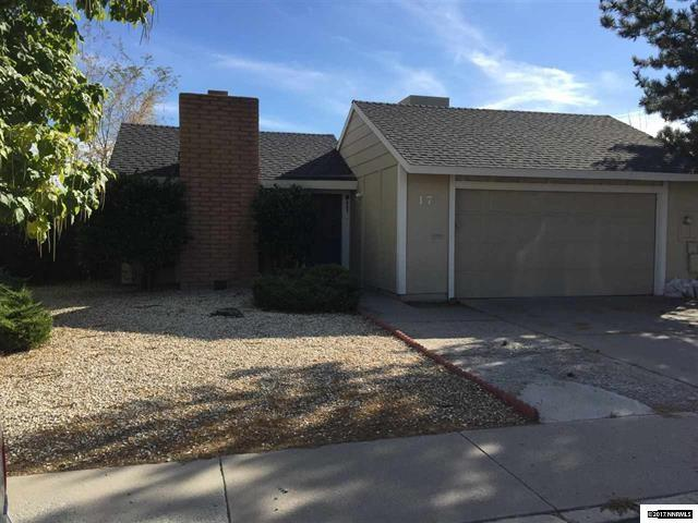 17 Castle Way, Carson City, NV 89701 (MLS #190007287) :: Northern Nevada Real Estate Group