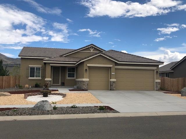 151 Jobe Dr., Dayton, NV 89403 (MLS #190008008) :: Vaulet Group Real Estate