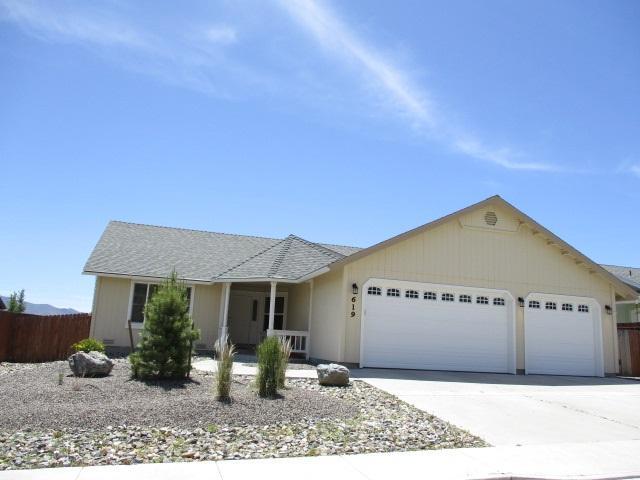 619 Ross, Winnemucca, NV 89445 (MLS #190008679) :: Chase International Real Estate