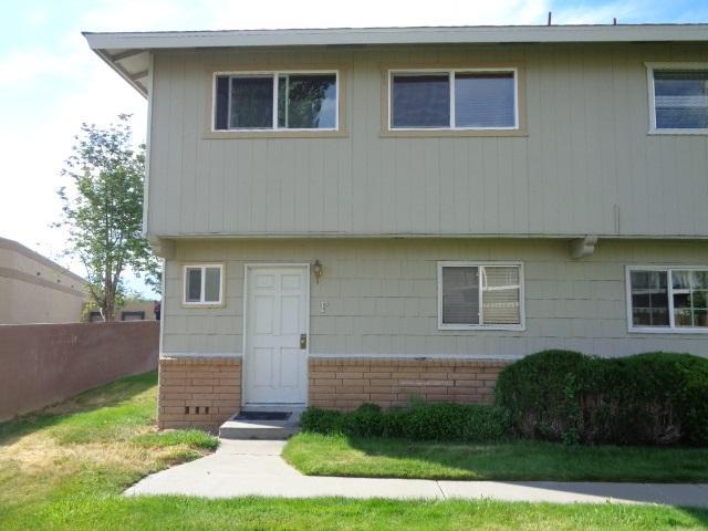 1351 El Dorado Avenue F, Gardnerville, NV 89410 (MLS #190008944) :: Marshall Realty