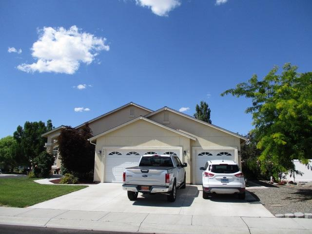1940 Four Iron Ct, Fernley, NV 89408 (MLS #190008958) :: Marshall Realty