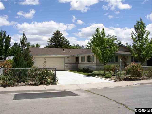 3417 Baker Dr., Carson City, NV 89701 (MLS #190009186) :: Marshall Realty