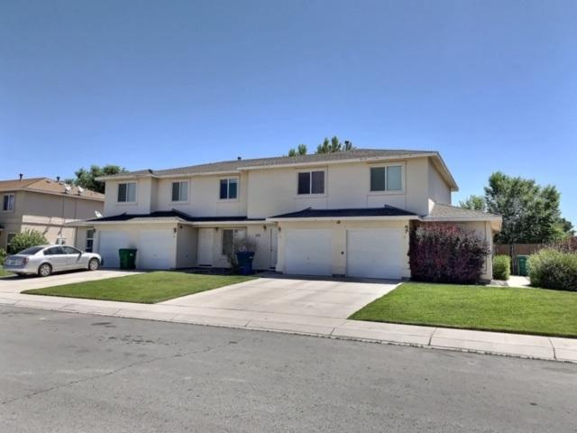 690 Sunny #4, Fernley, NV 89408 (MLS #190009205) :: Marshall Realty
