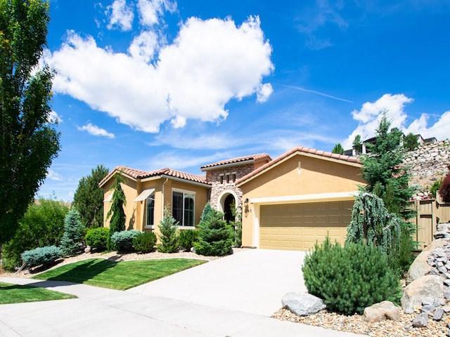 2345 Roanoke Trail, Reno, NV 89523 (MLS #190009555) :: Chase International Real Estate