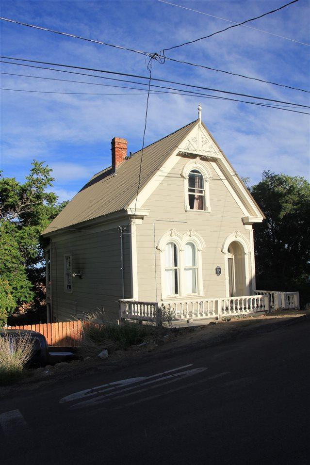 107 S A Street, Virginia City, NV 89440 (MLS #190010129) :: Ferrari-Lund Real Estate