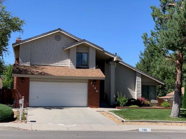 1120 Cabrolet, Carson City, NV 89703 (MLS #190010343) :: Ferrari-Lund Real Estate