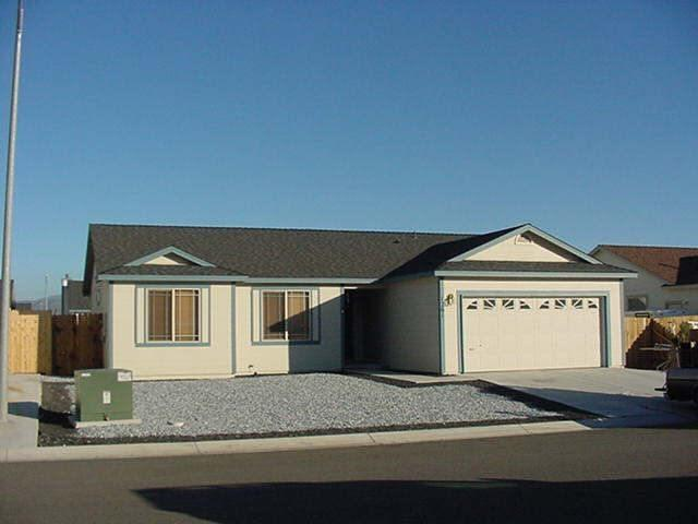 1261 Figuero Way, Carson City, NV 89701 (MLS #190010871) :: Ferrari-Lund Real Estate
